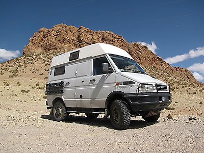 Iveco Daily 4×4 Camper – Germany