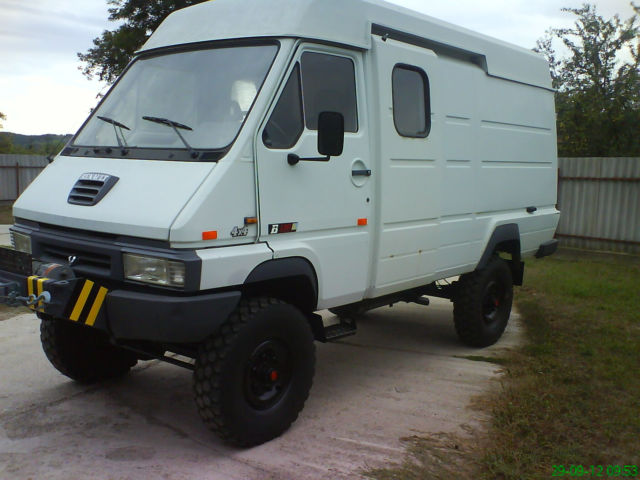 Sold Renault B110 4 215 4 Camper Germany Expedition