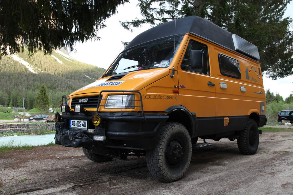 sold iveco daily 4 4 camper expedition vehicles for sale. Black Bedroom Furniture Sets. Home Design Ideas