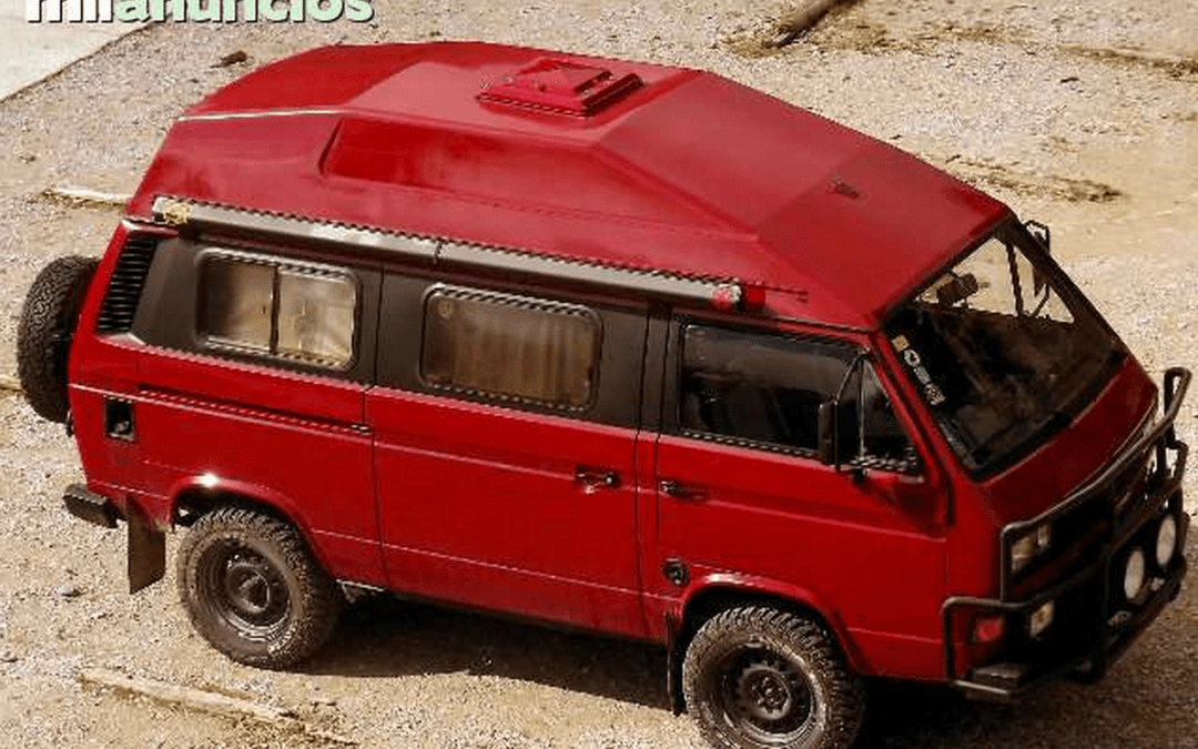 VW T3 Syncro 1.9TDI High-top – Spain