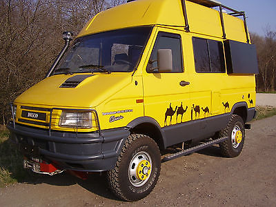 Iveco Daily 40-10 4×4 – Beautifully Restored. – Germany