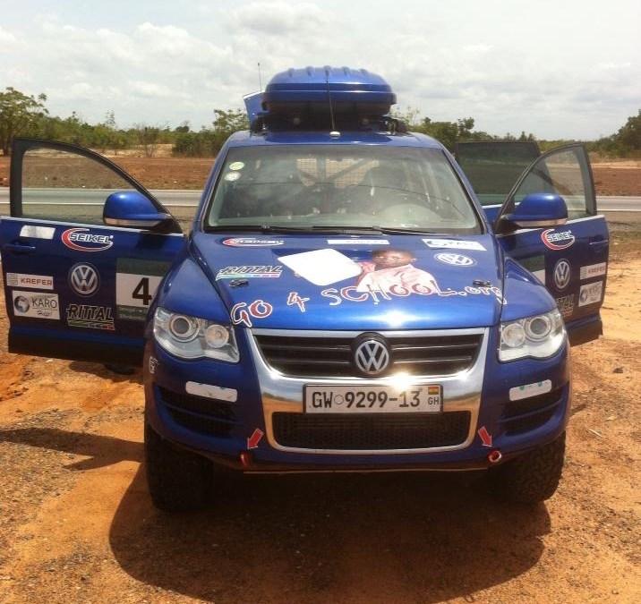 VW Touareg 4×4 Dakar Red Bull Team 40km – 19500 Euros – Belgium