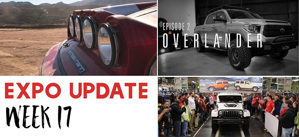 overland update