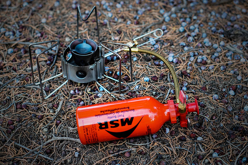MSR Dragon Fly - Best Backpacking Stove