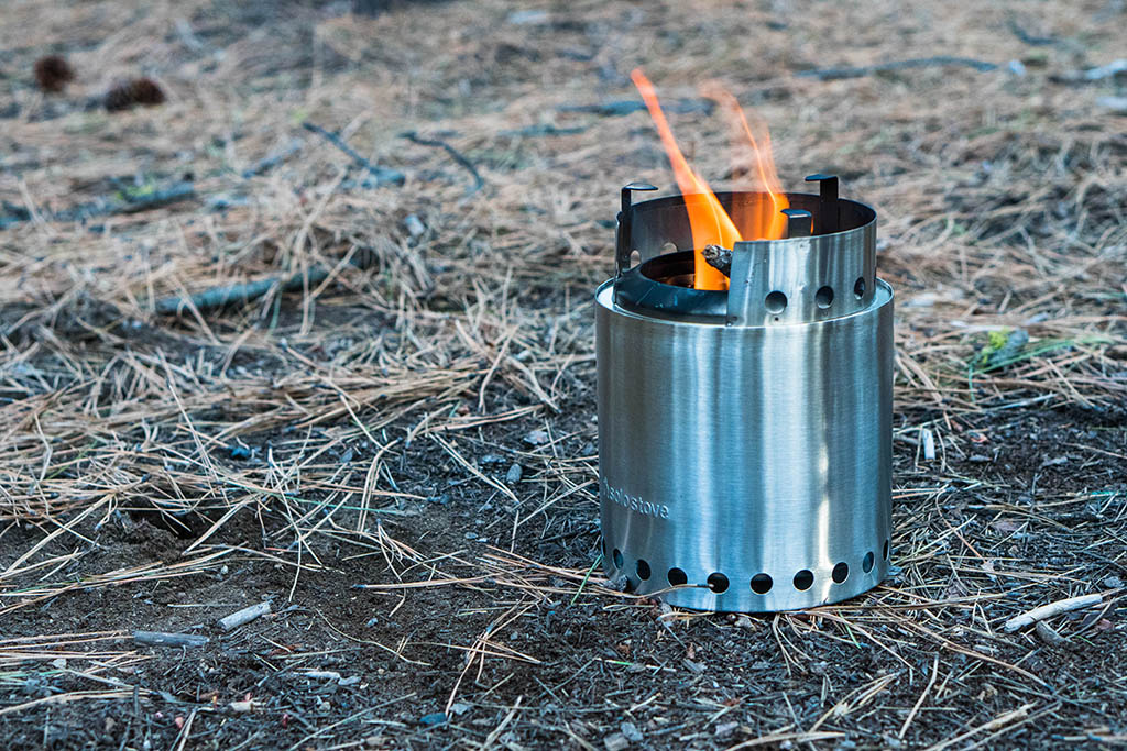 Wood Burning Backpacking Stoves for Overlanders