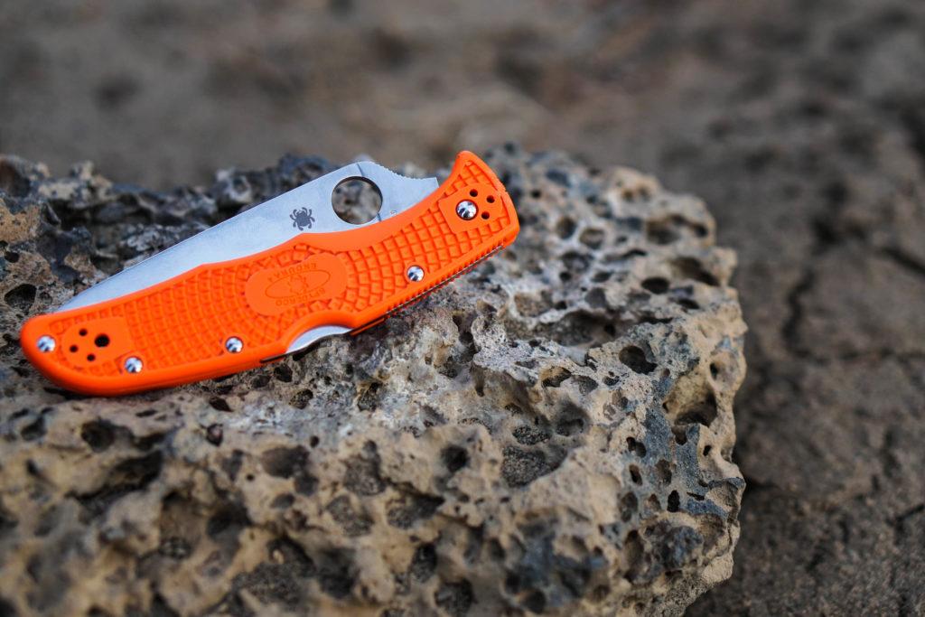 Overland EDC Best Knife - Spyderco Endura