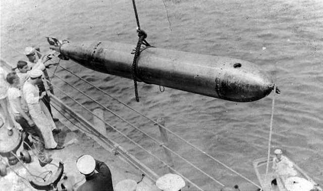 Old Torpedo