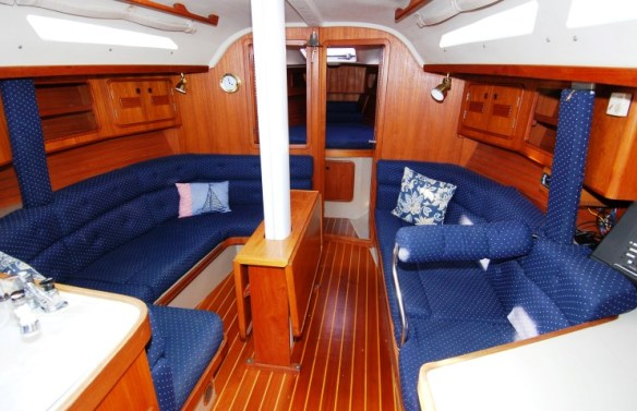Sold Boat 1991 CampC 34 Plus Expedition Yacht Sales LLC