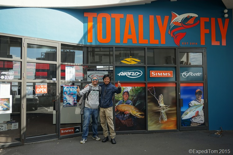 Totally Fly – Auckland