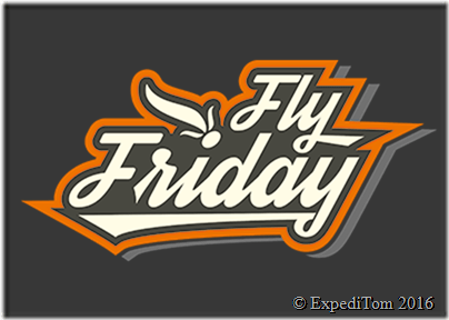 Fly Friday Logo in guide to fly tying meetings in Switzerland