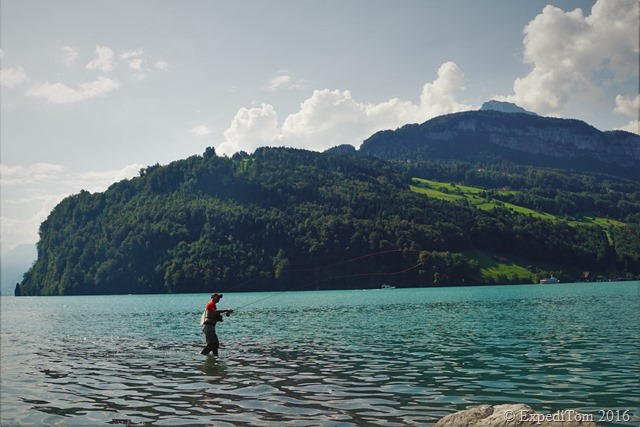 Fly Fishing the Canton of Schwyz11