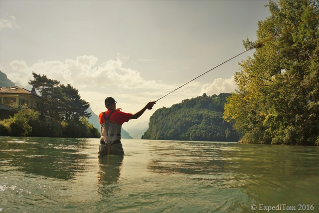Fly Fishing the Canton of Schwyz9