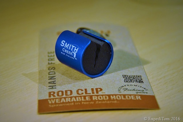 Smith Creek Rod Clip Review001