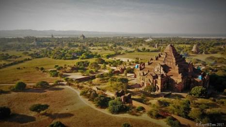 Dhammayangyi Temple Bagan