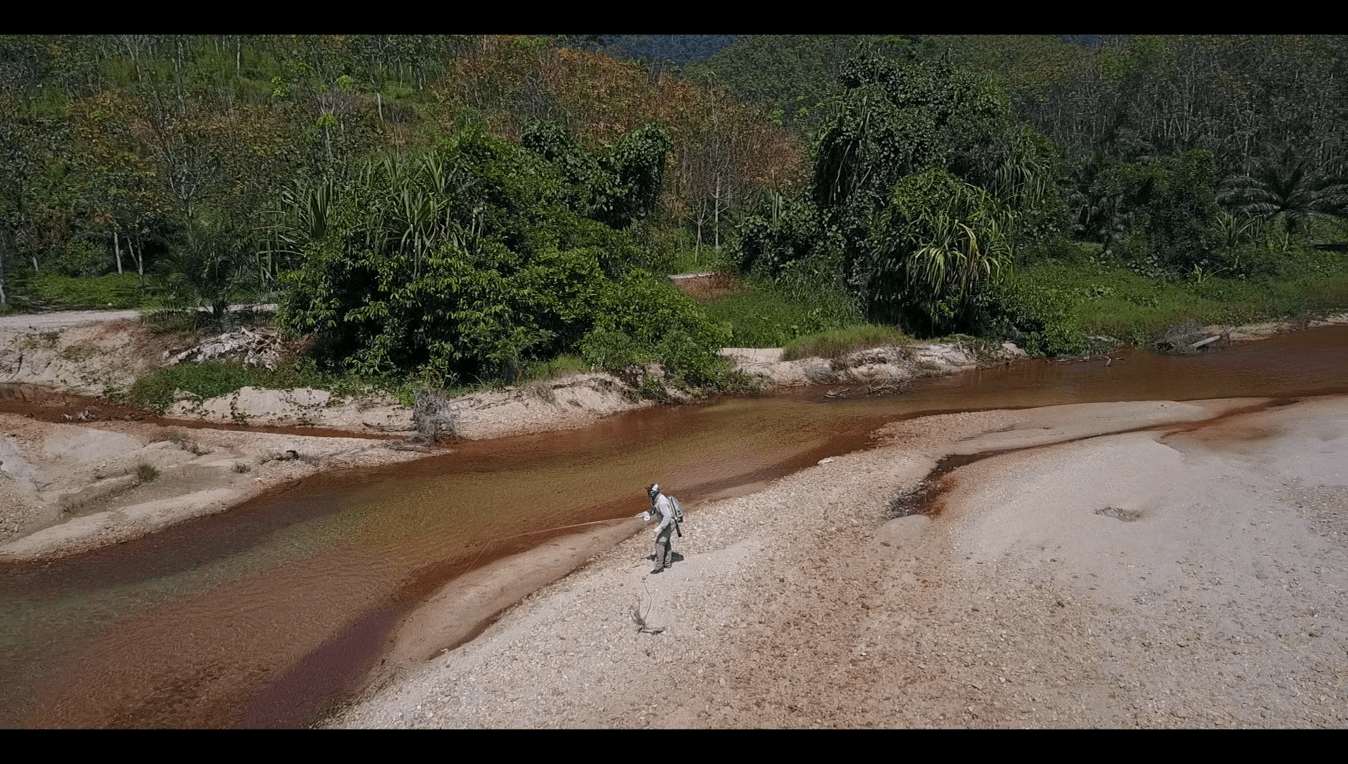 Fly Fishing Southern Thailand