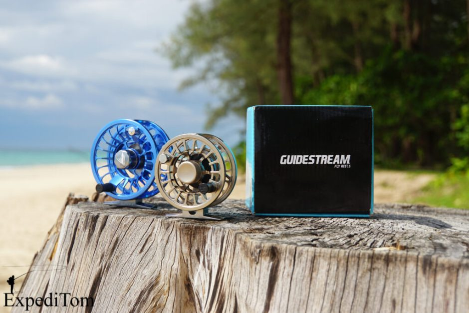fly reels Rise and Drift