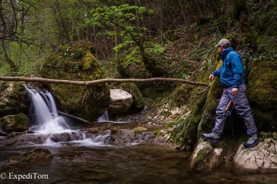 Taimen Wilderness Switzerland