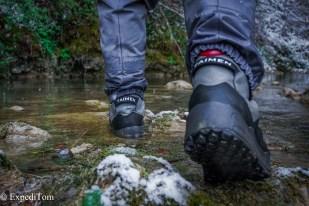Taimen Kathanga Wading Boots