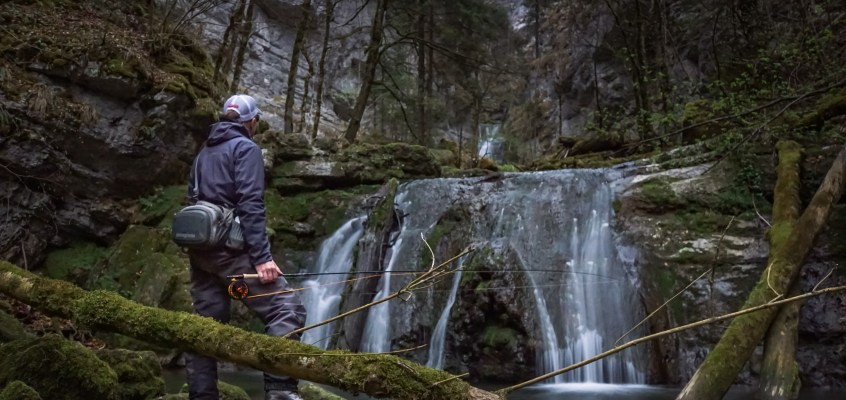 Fly Fishing the Bernese Jura in Switzerland
