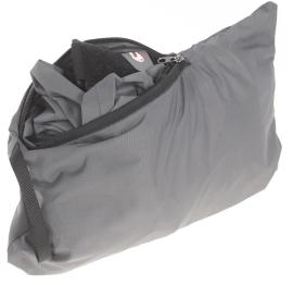 Pack size of the Taimen Shilka wading jacket