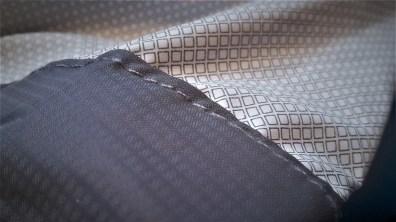 Top fabric of the Taimen Shilka wading jacket