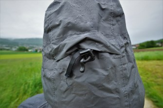 Taimen Shilka wading jacket with torn cord place holder, which was my fault.