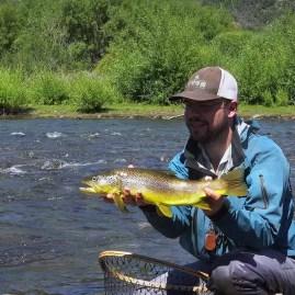 Fly Fishing Chilean Patagonia