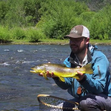 Fly Fishing Chilean Patagonia