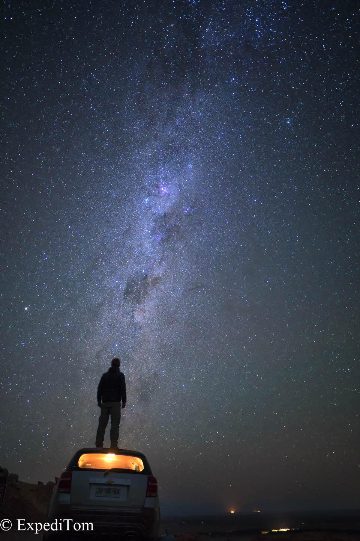 A Sky Full of Stars 4k Atacama Desert