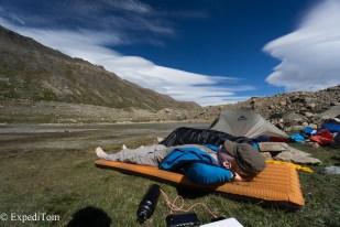 Camp 2 Huemul Trek 2018 Southern Patagonian Icefield