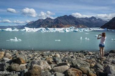 Glacier Lagoon Viedma Huemul Trek 2018