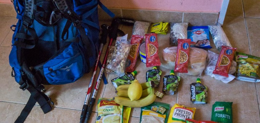 Hiking Food: What to eat while trekking