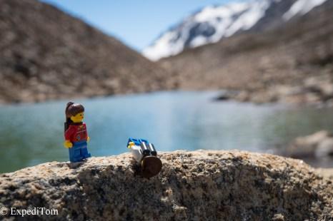 Lego figures Huemul Trek 2018