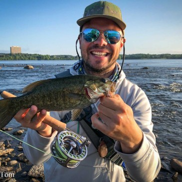 5 Tips for Bass Fly Fishing in Ottawa Canada