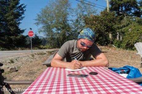 Field Diary