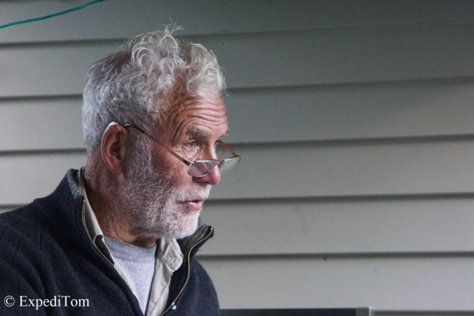 Ian, president of the AFAC New Zealand