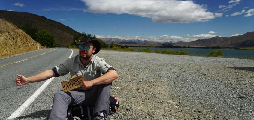 New Zealand – I'll be back!