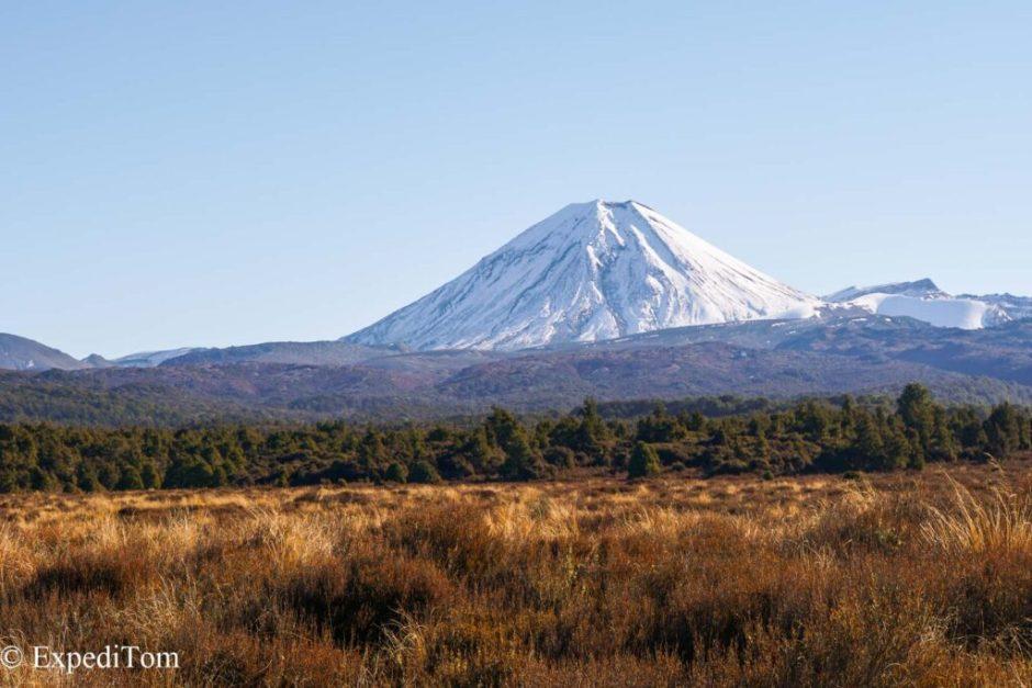 Majestic Mount Tongariro rekindle fond memories