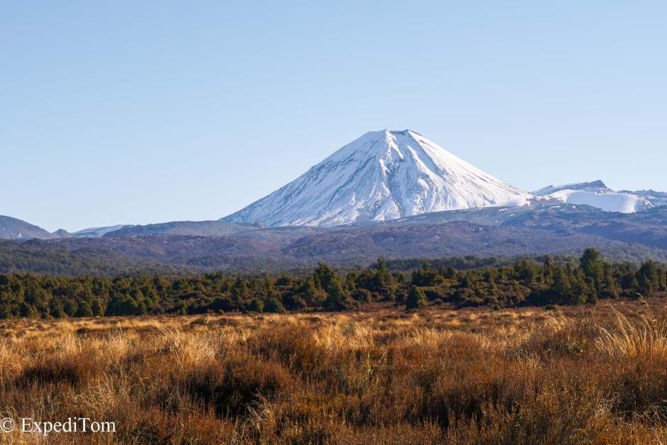 Majestic Mount Tongariro rekindle fond memories