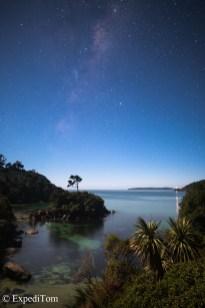 36 hours on Stewart Island