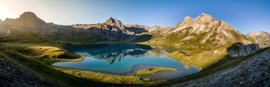 Swiss Alps overnighter