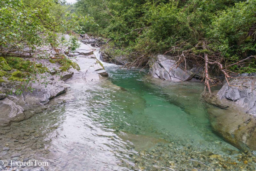 Fly Fishing in Ticino offers crystal clear mountain streams