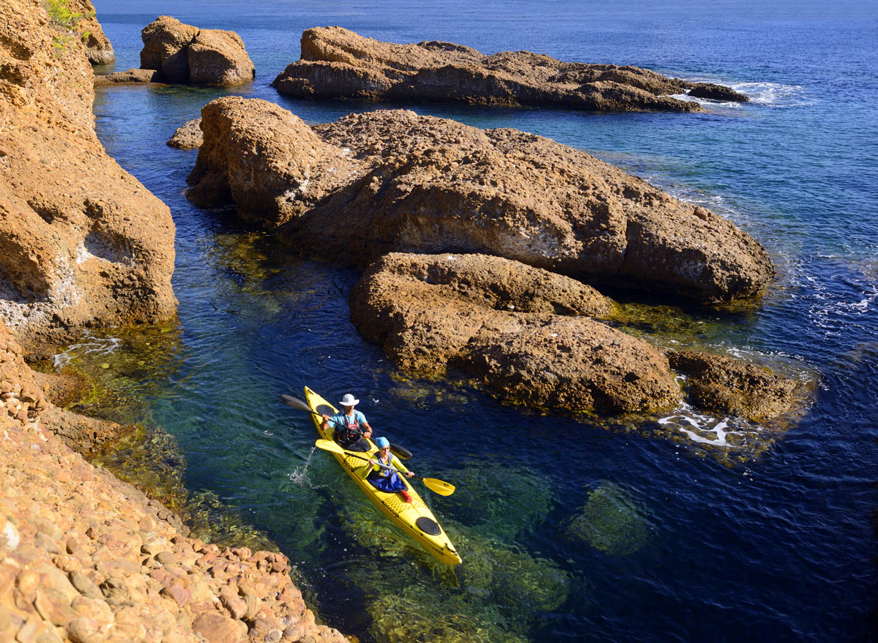 Location Kayak Expenature La Ciotat