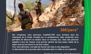 Séminaire-Randonnée pédestre la Ciotat