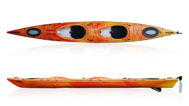 kayak biwok