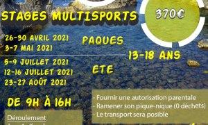 stage multisports jeunes