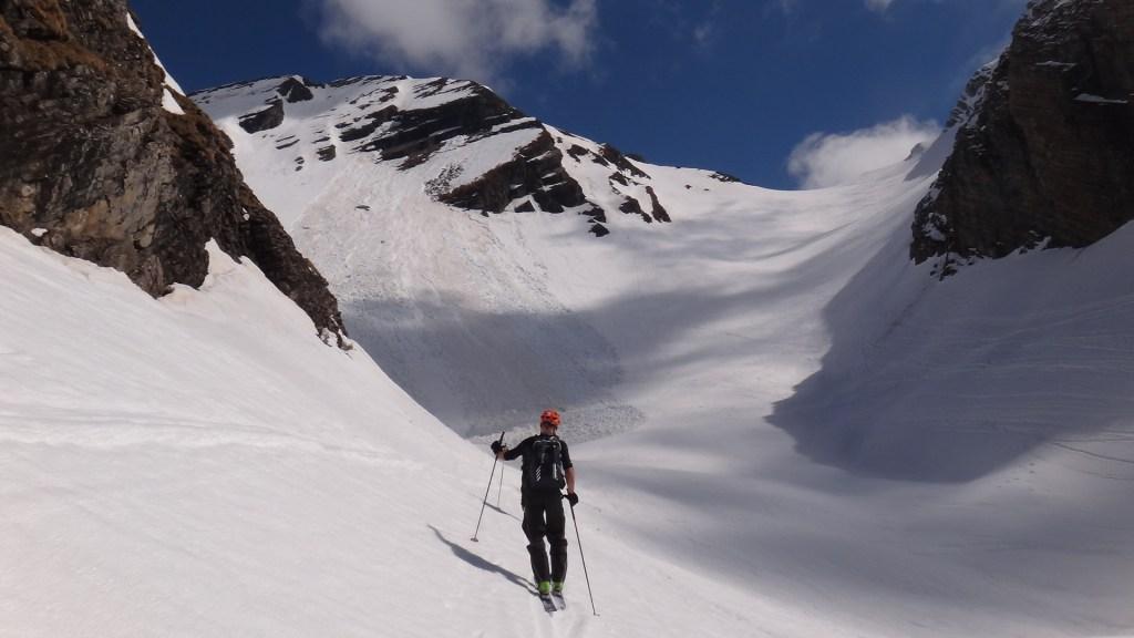 2021-04-04, Ski de Randonnée ARAVIS-Tête Pelouse