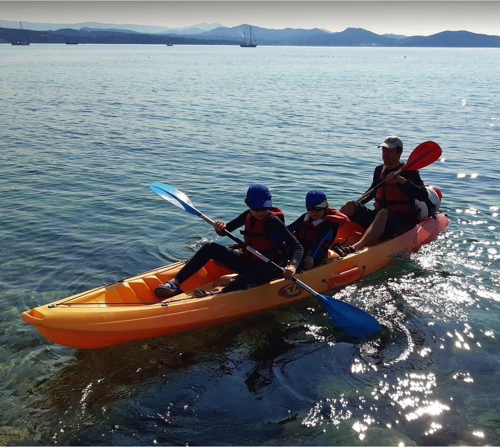 Canoë-Kayak SUP Paddle Marseille Cassis Aubagne Aix Toulon Hyères Pradet Carqueiranne La Londe
