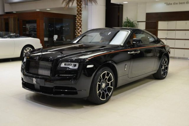 Abu Dhabi Motors Rolls Royce Black Badge Experience Abu Dhabi