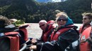 Jet boat on Dart river